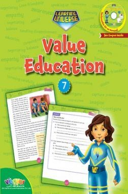 Learning Universe Value Education Class 7