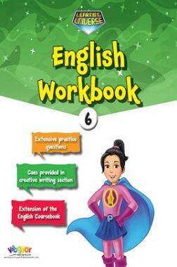 Learning Universe English Workbook Class 6