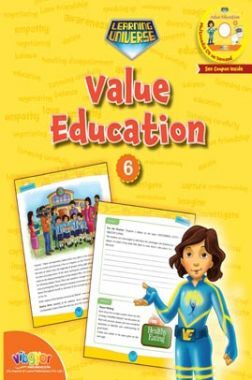 Learning Universe Value Education Class 6