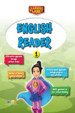 Learning Planet English Reader Class 1