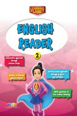 Learning Planet English Reader Class 2
