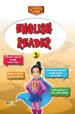 Learning Planet English Reader Class 3
