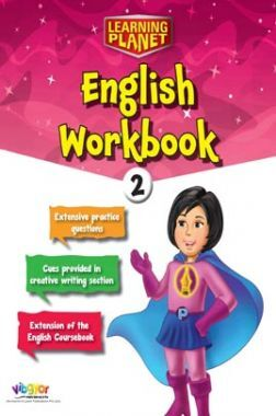 Learning Planet English Workbook Class 2