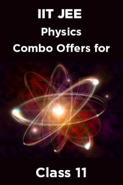 IIT JEE Physics Combo Offers For Class - XI