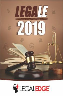 LegaLE Magazine (The Current Legal Knowledge Almanac) 2019