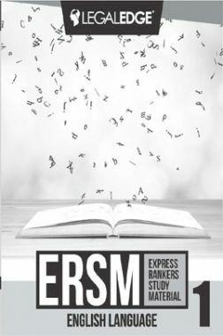 ERSM English Language 1 For CLAT 2019