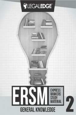 ERSM General Knowledge 2 For CLAT 2019