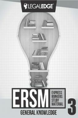 ERSM General Knowledge 3 For CLAT 2019