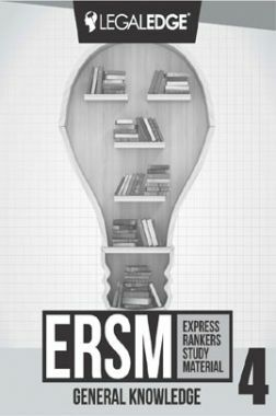 ERSM General Knowledge 4 For CLAT 2019