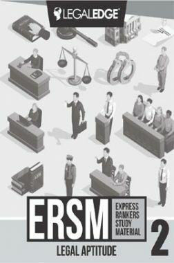 ERSM Legal Aptitude 2 For CLAT 2019