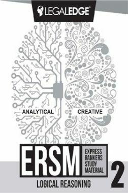 ERSM Logical Reasoning 2 For CLAT 2019