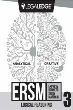 ERSM Logical Reasoning 3 For CLAT 2019