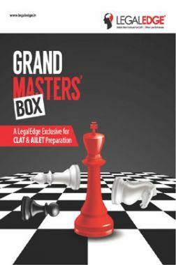 CLAT 2019 Grand Masters Box (GMB)