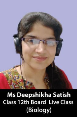12th Board Exam Preparation with Important Questions Under the Mentorship of Ms Deepshikha Satish