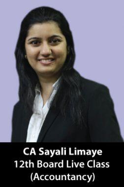 12th Board Exam Preparation with Success Mantra By CA Sayali Limaye
