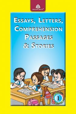 Essays, Letters, Comprehension Passages & Stories - 1