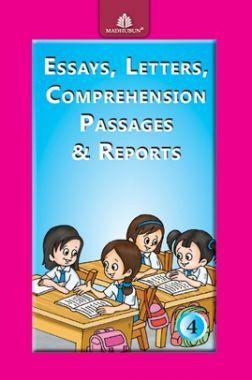Essays, Letters, Comprehension Passages & Stories - 4