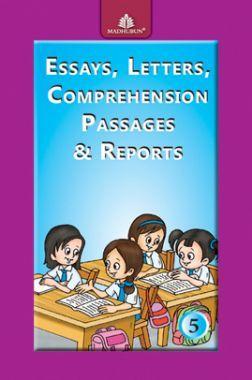 Essays, Letters, Comprehension Passages & Stories - 5