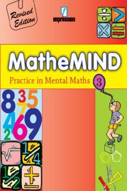 Mathemind Practice In Mental Maths - 3