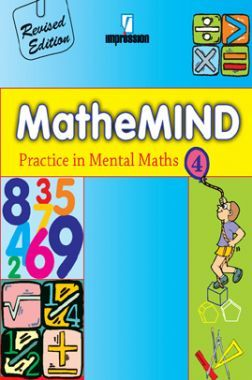 Mathemind Practice In Mental Maths - 4