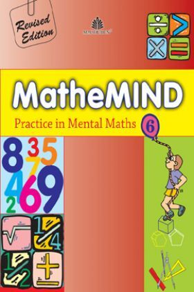 Mathemind Practice In Mental Maths - 6