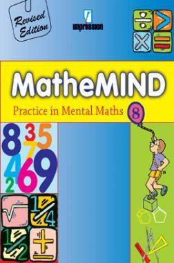 Mathemind Practice In Mental Maths - 8