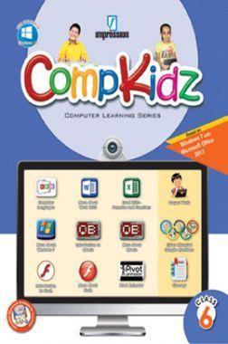 Compkidz For Class - 6
