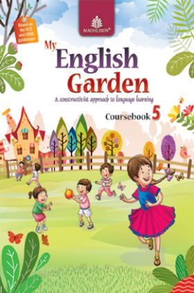 My English Garden Coursebook - 5