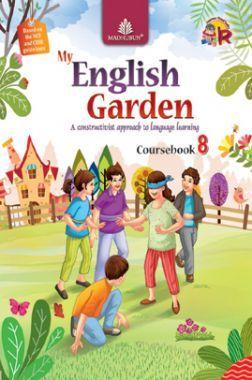 My English Garden Coursebook - 8