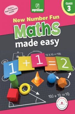 New Number Fun Maths Made Easy - 3