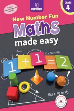New Number Fun Maths Made Easy - 4