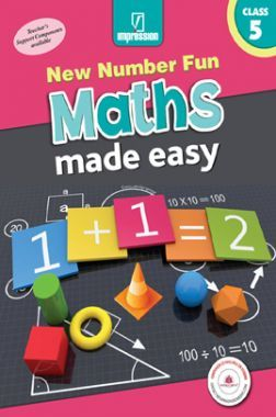 New Number Fun Maths Made Easy - 5