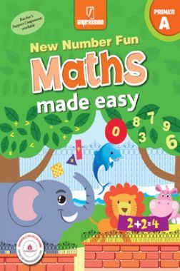 New Number Fun Maths Made Easy - Primer A