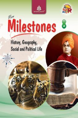 New Milestones Social Science - 8