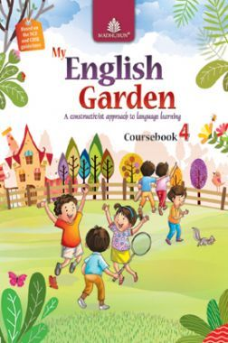 My English Garden Coursebook - 4