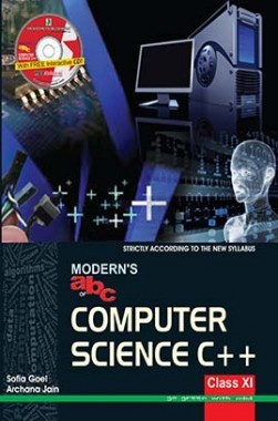 Modern's abc Of Computer Science C ++ For Class 11