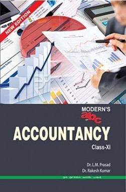 Modern's abc Of Accountancy For Class 11
