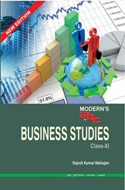 Modern's abc Of Business Studies For Class 11