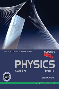 Modern's abc Plus Of Physics For class XI Part-2