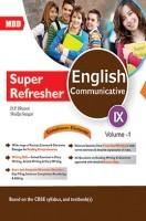 MBD Super Refresher English Communicative 9 Volume 1