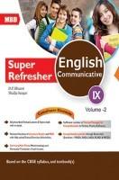 MBD Super Refresher English Communicative 9 Volume 2