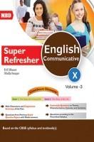 MBD Super Refresher English Communicative 10 Volume 3