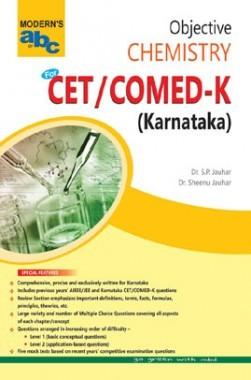 MOD ABC Of Objective Chemistry CET /COMED-K (E) Karnataka