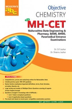 MOD ABC Of Objective Chemistry MH-CET