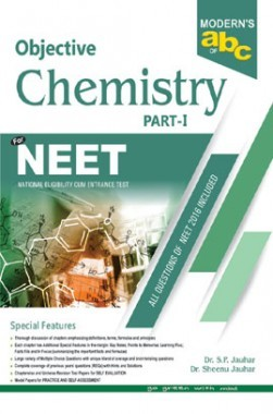 Moderns ABC Of Objective Chemistry For NEET Part-1