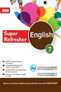 MBD Super Refresher English Class-VII CBSE /NCERT
