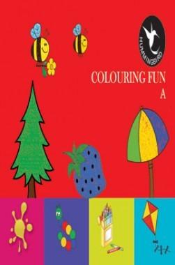 Hummingbird Colouring Fun-A