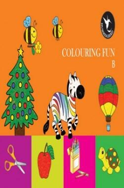 Hummingbird Colouring Fun-B