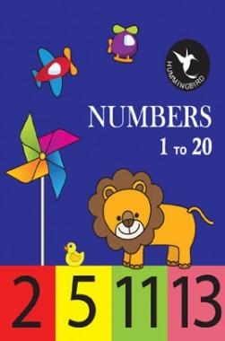 Humming Bird Numbers 1-20