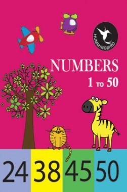 Humming Bird Numbers 1-50
